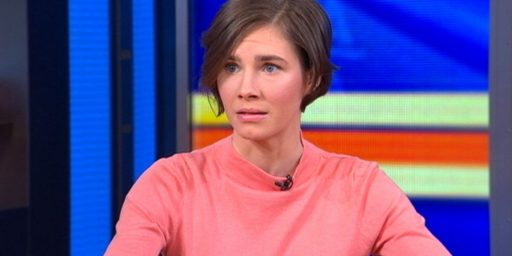 Amanda Knox And Extradition: More Likely Than You Might Think