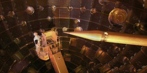 A Nuclear Fusion Breakthrough?
