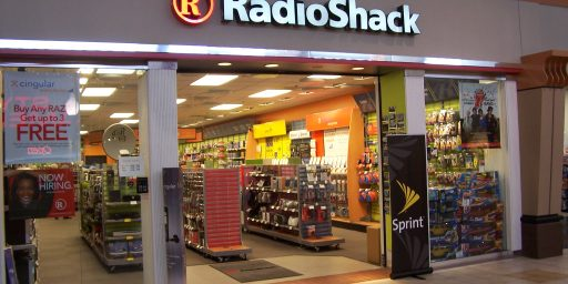 RadioShack To Close 500 Stores, America Surprised To Learn RadioShack Still Exists