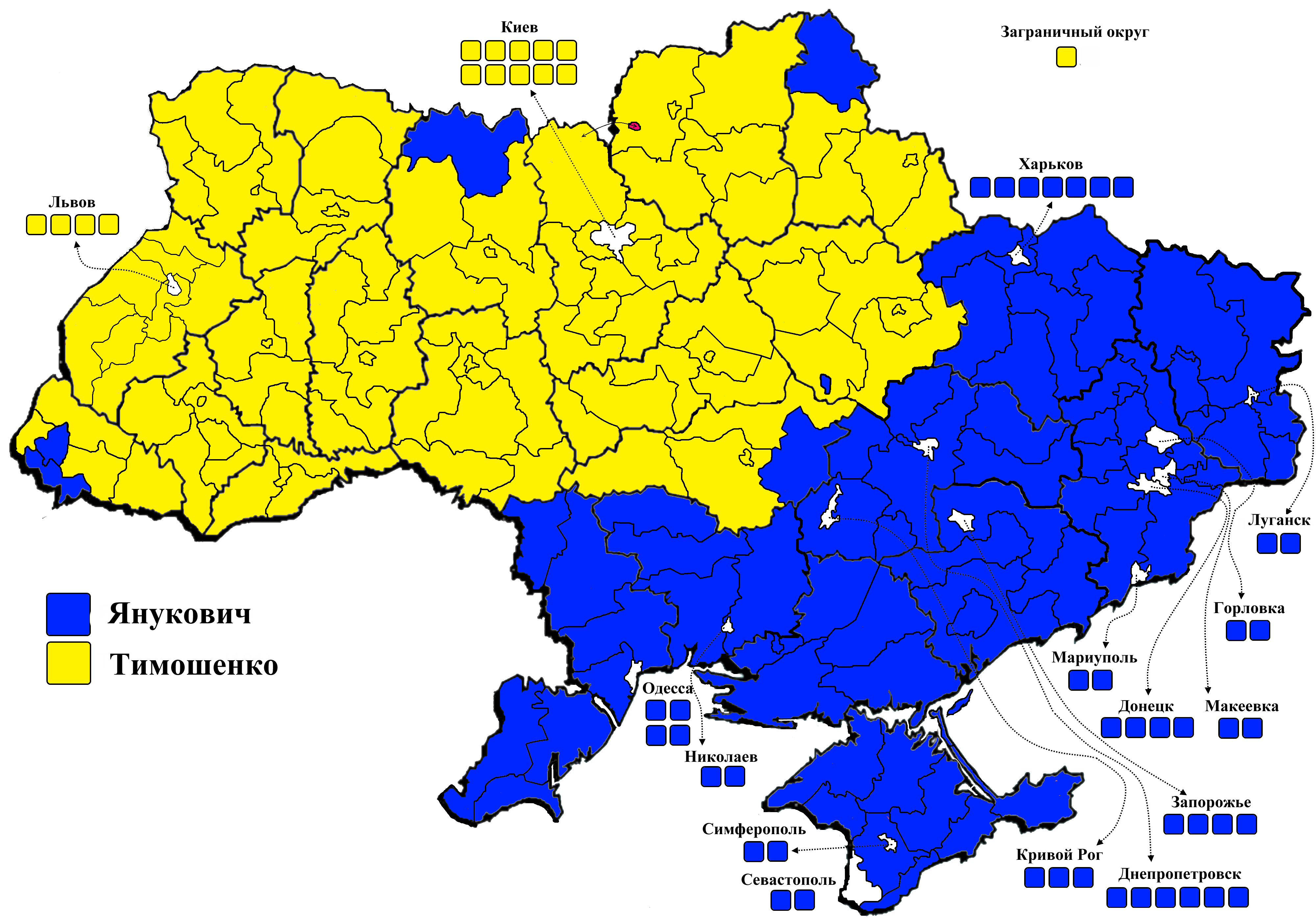 The ukraine crisis in three maps gumiabroncs Gallery