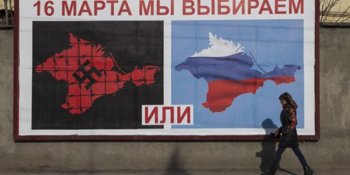 Acquiring Crimea Vastly Increased Russia's Potential Oil & Gas Reserves
