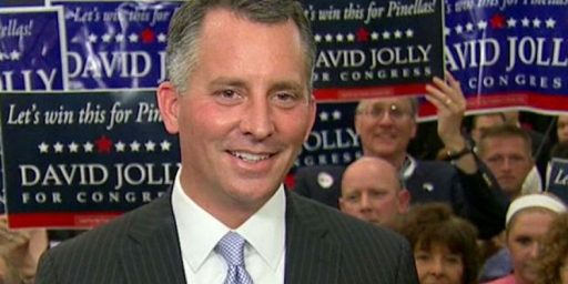 Rep. David Jolly Becomes Latest Republican To Support Same-Sex Marriage