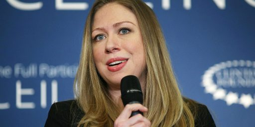 Chelsea Clinton Pregnancy Reveals Everything Bad About Political Media