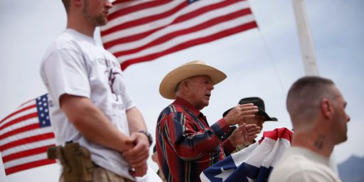 Rand Paul And Others On The Right Denounce Cliven Bundy
