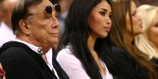 Donald Sterling Gives Up