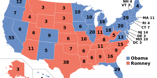 Can Hillary Expand The Electoral College Map In 2016? In An Important Sense, It Doesn't Matter