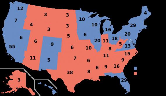 Electoral College 2012