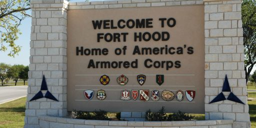 'Active Shooter' Reported At Fort Hood
