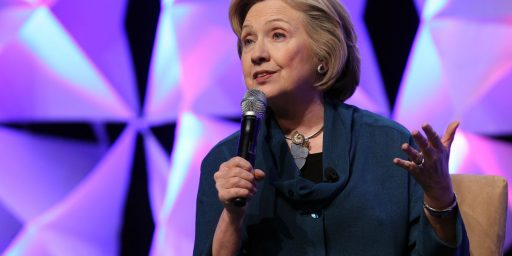 Hillary Clinton's Favorability No Longer At Unsustainably High Levels