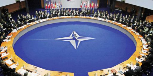 NATO Plans New Deployments In Response To Russia
