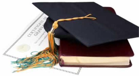 education-certificate-graduation-cap
