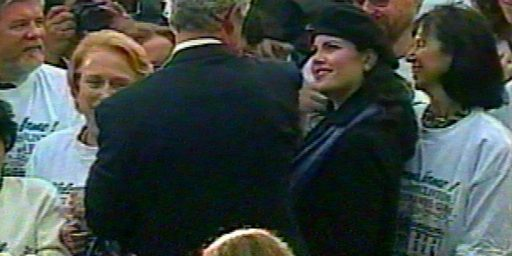 Monica Lewinsky Speaks