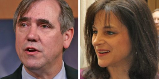 Poll: Jeff Merkley Leads GOP Opponent By Double Digits In Oregon