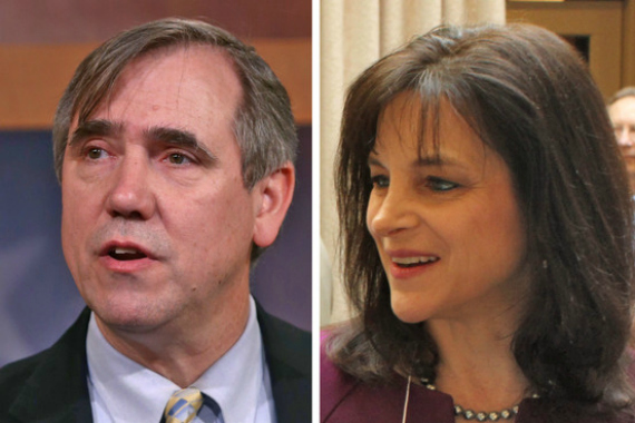Jeff Merkley Monica Wehby