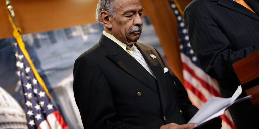 Federal Judge Orders Cong. John Conyers Placed Back On Ballot