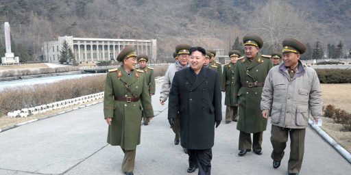 China's Plan For The Collapse Of North Korea