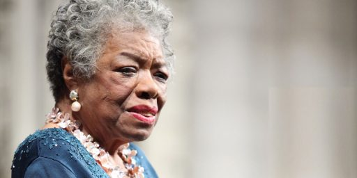 Poet, Author, Civil Rights Activist Maya Angelou Dies At 86