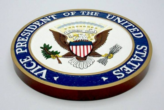 Seal Of The Vice Preisdent Of The United States