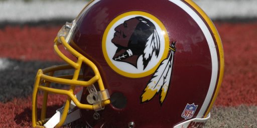 Federal Government Threatens To Hold Up New Redskins Stadium Unless Team Changes Name