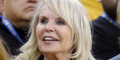 NBA Wants to Ban Shelly Sterling, Too