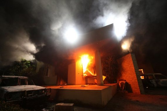 Benghazi Attack Aftermath