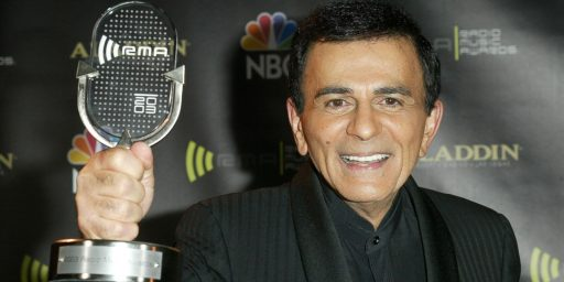 Casey Kasem's Body Missing From Funeral Home