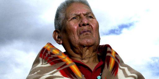 Chester Nez, Last Of The Navajo Codetalkers, Dies At 93