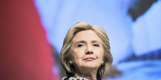 Hillary Clinton Remains The Overwhelming Choice Of Democrats For 2016