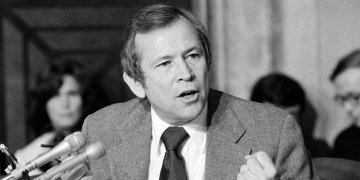 Former Senator Howard Baker Dies At 88