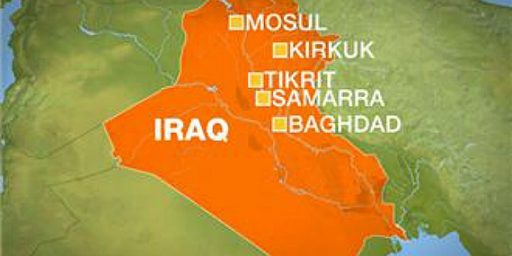 U.S. Moves To Evacuate Some Embassy Personnel From Baghdad