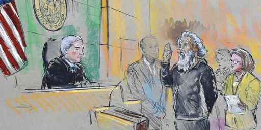 Abu Khattala Will Be Tried In A Criminal Court, As He Should Be