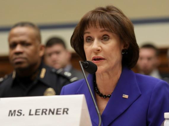 Lois Lerner At Hearing
