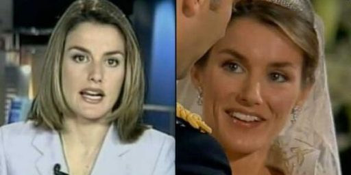 Former CNN Reporter to Become Queen of Spain