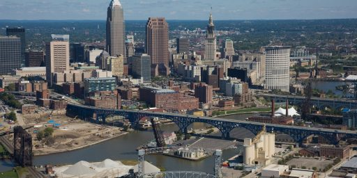 Cleveland Police Department Reaches Settlement With Justice Department On Abuse Report