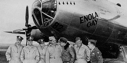 Theodore Van Kirk, Last Surviving Member Of Enola Gay Crew, Dies At 93