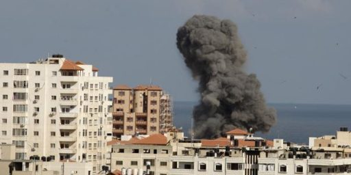 72 Hour Gaza Ceasefire Collapses In Less Than Two Hours