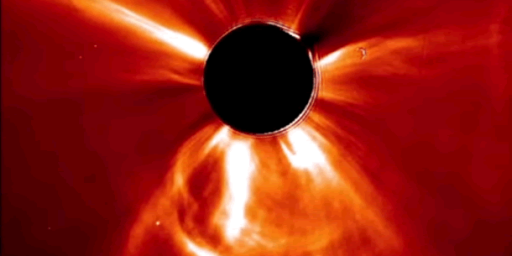 The Solar Storm That Nearly Destroyed Civilization As We Know It