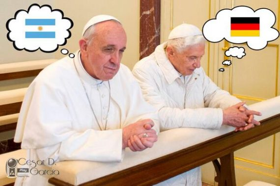 Popes World Cup