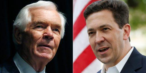 Mississippi's GOP Senate Soap Opera Just Keeps Getting Stranger