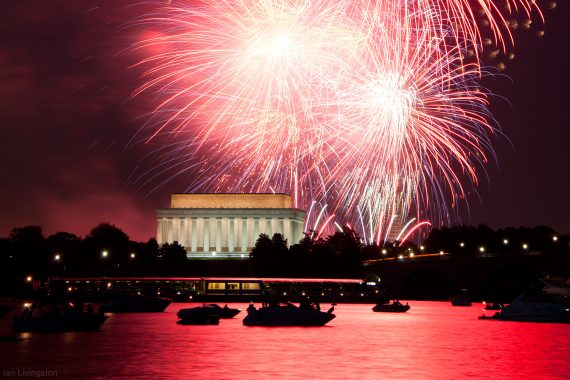 Washington DC Fireworks