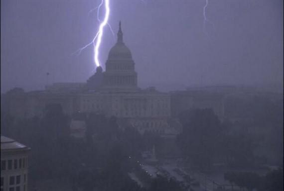 Washington DC Lightning