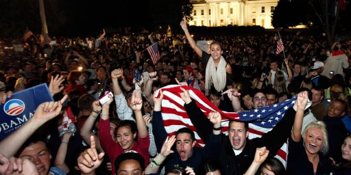 Millennials: Less Patriotic, Or Just Differently Patriotic?