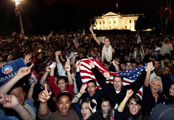 White House Celebration May 2011