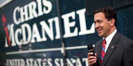 Judge Tosses Chris McDaniel's Challenge To GOP Senate Runoff Result