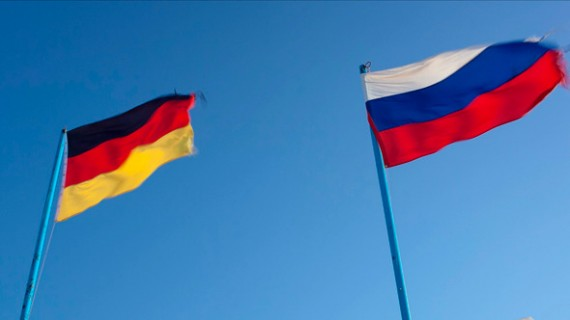 German Russian Flags