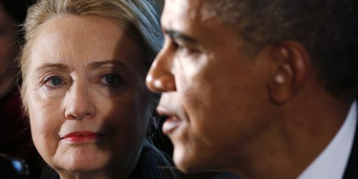 Hillary Clinton's Risky Bid To Distance Herself From President Obama