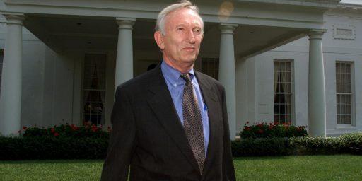 James Jeffords, Former Vermont Senator, Dies At 80