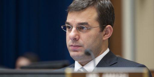 Justin Amash Quits House 'Freedom' Caucus