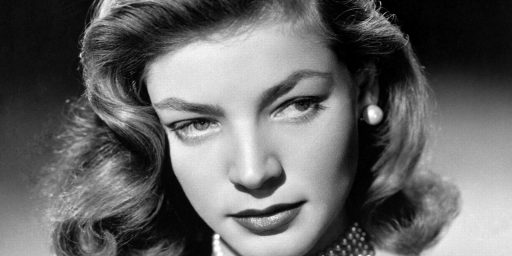 Screen Legend Lauren Bacall Dies At 89