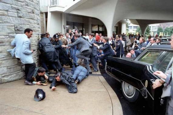 Reagan Assassnation Attempt